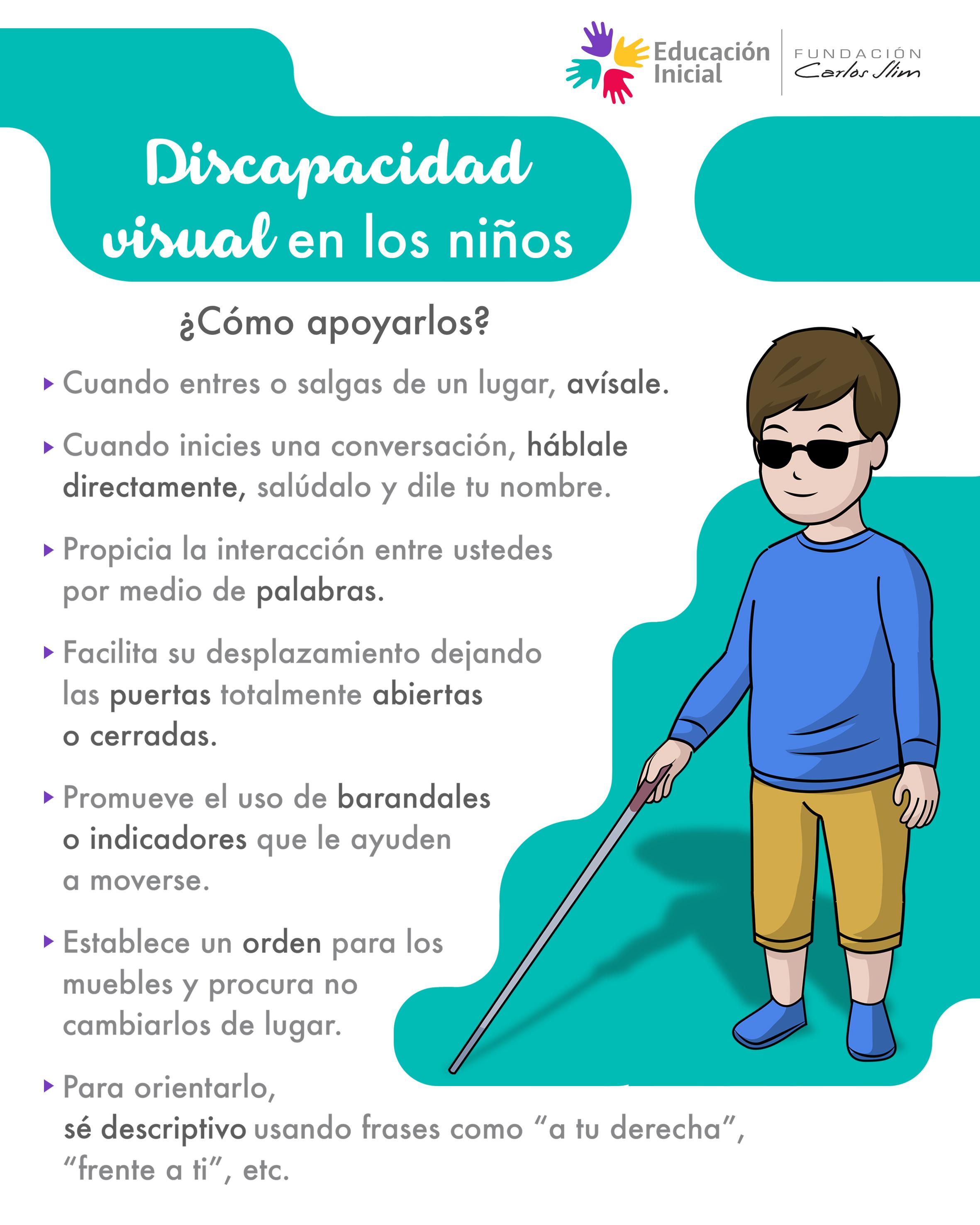 (524) Discapacidad visual en los niños
