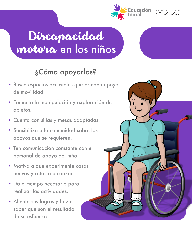 (526) Discapacidad motora en los niños