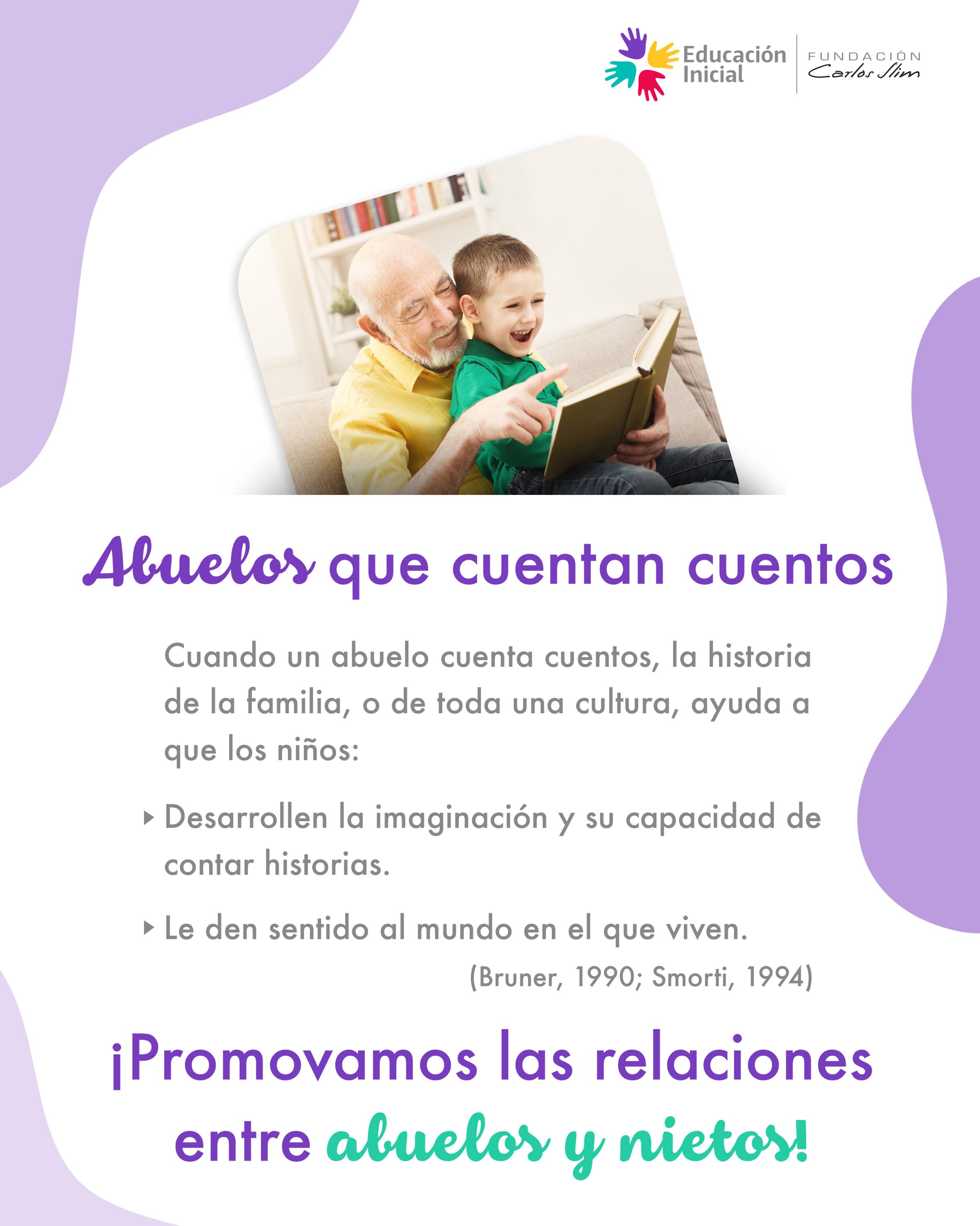 (530) Abuelos que cuentan cuentos