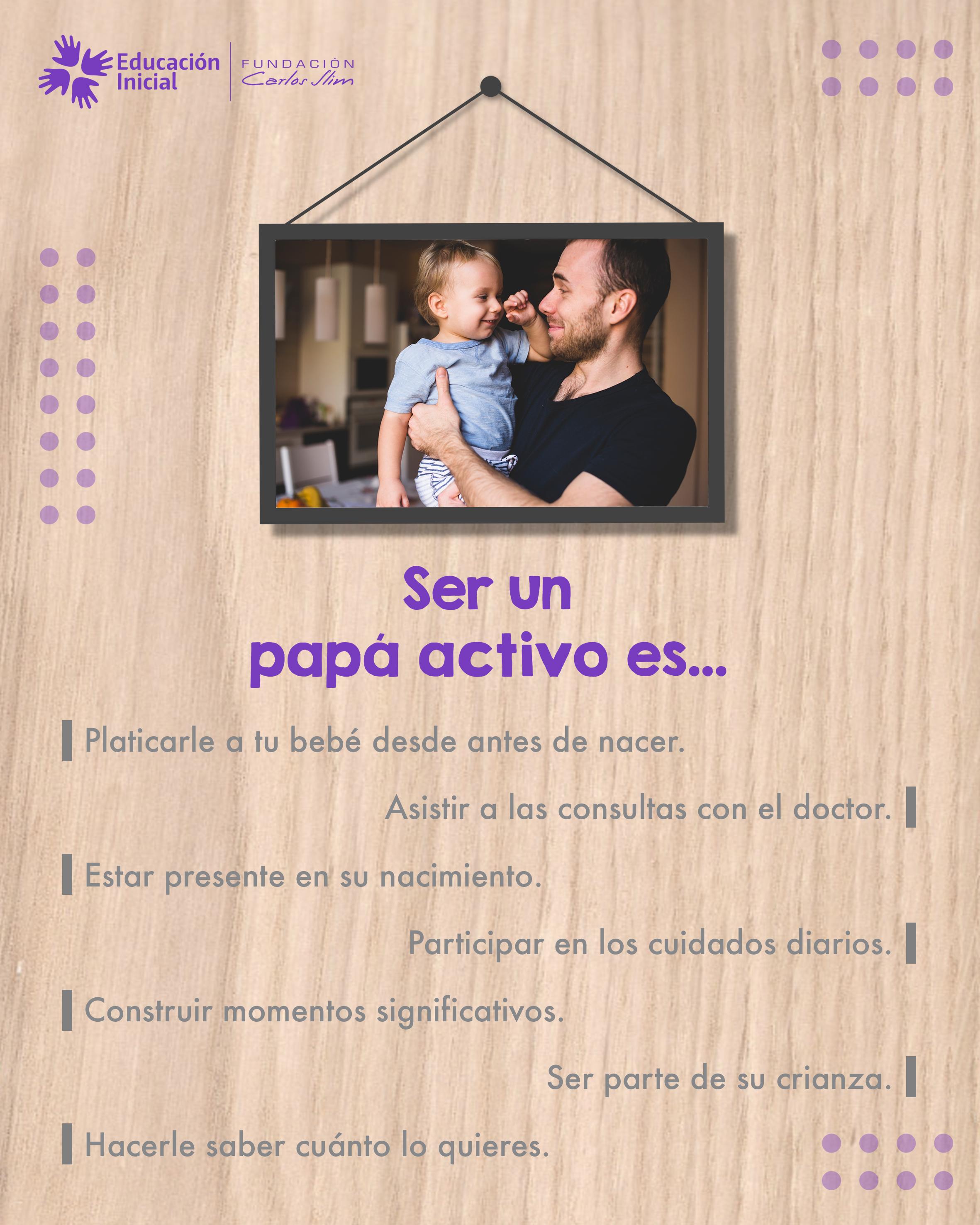 (535) Ser un papá activo es