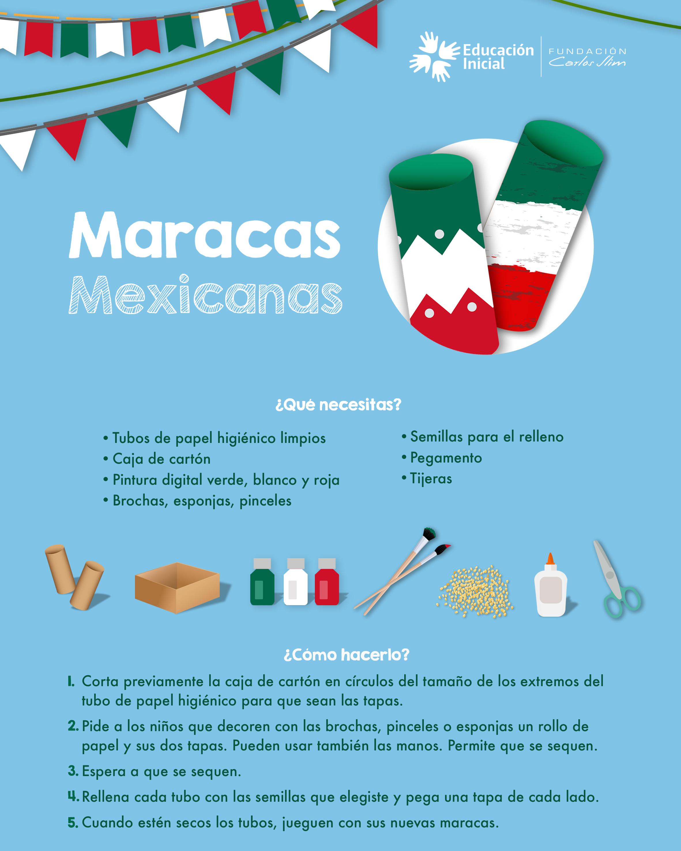 (558) Maracas Mexicanas