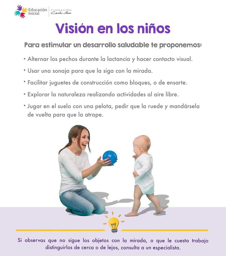 Visión en los niños