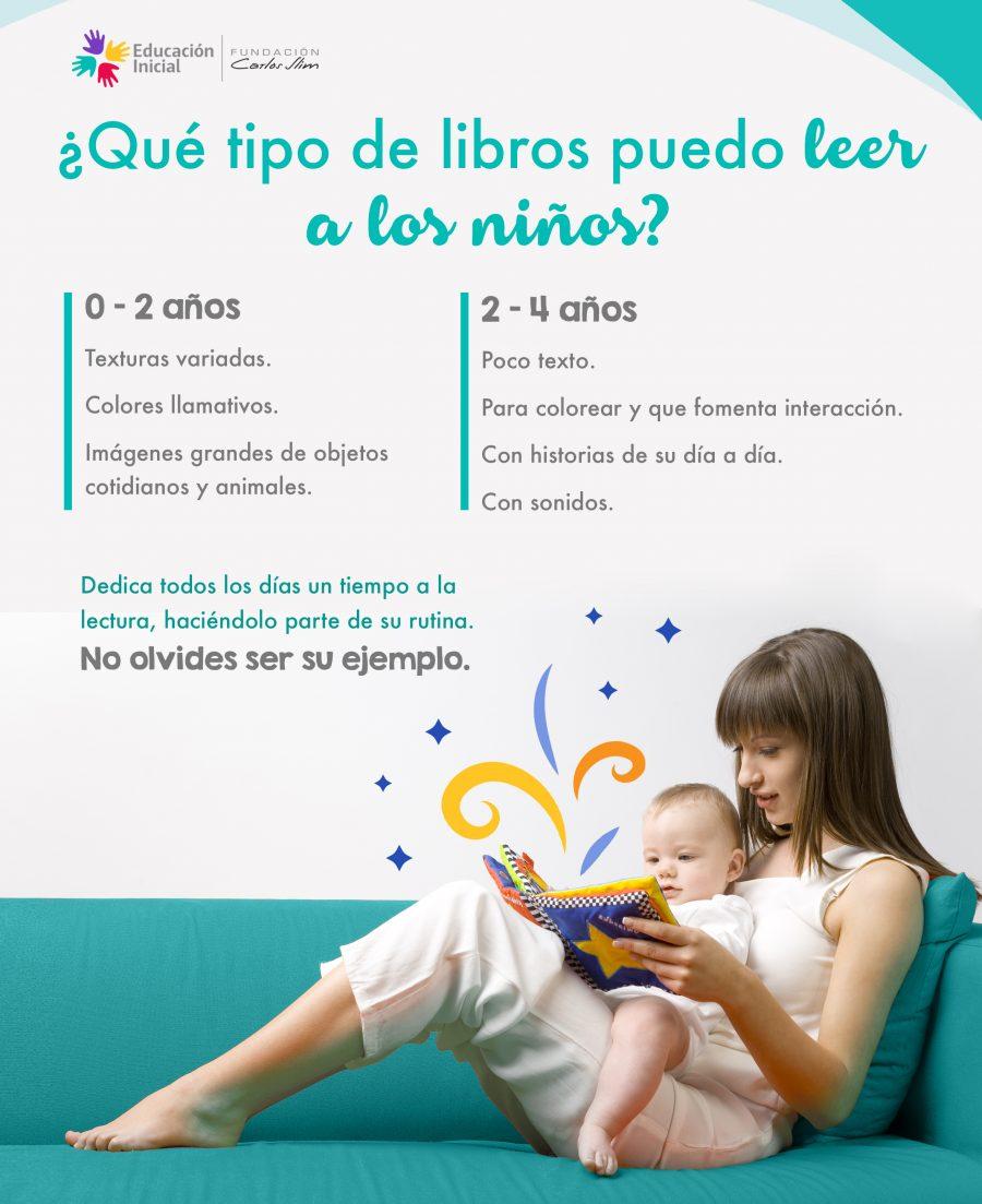 8. ¿Qué tipo de libros puedo leer a los niños_ 5