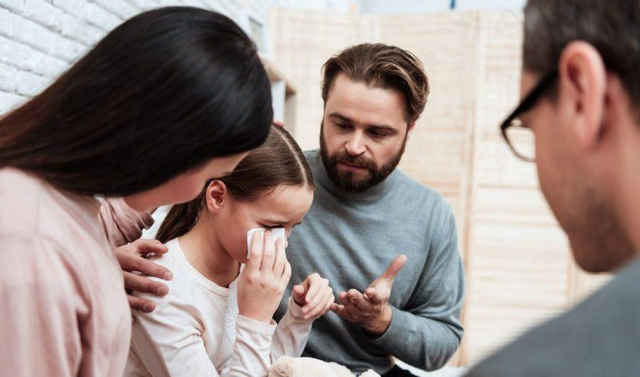 Padres e hijos frente al divorcio - Educacion Inicial