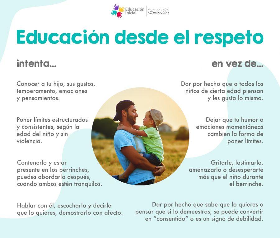 Educación desde el respeto