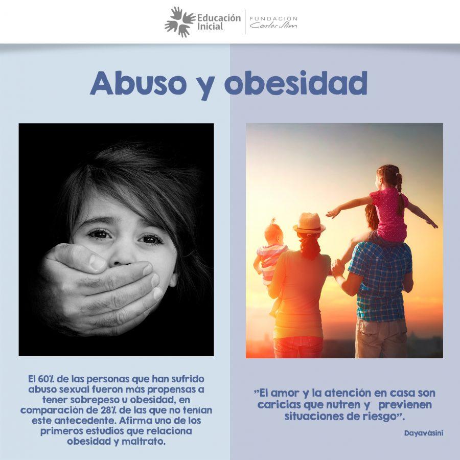 Abuso y obesidad