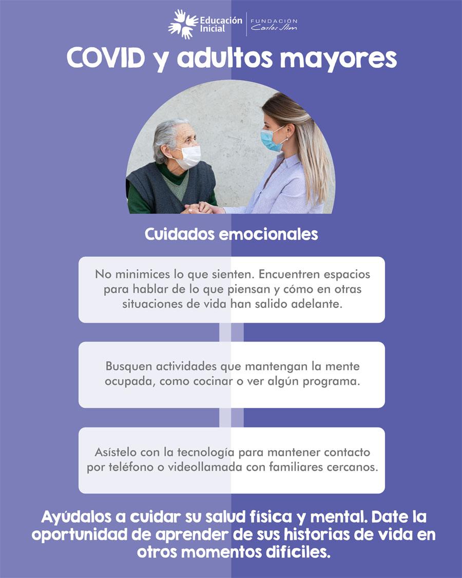 COVID y adultos mayores