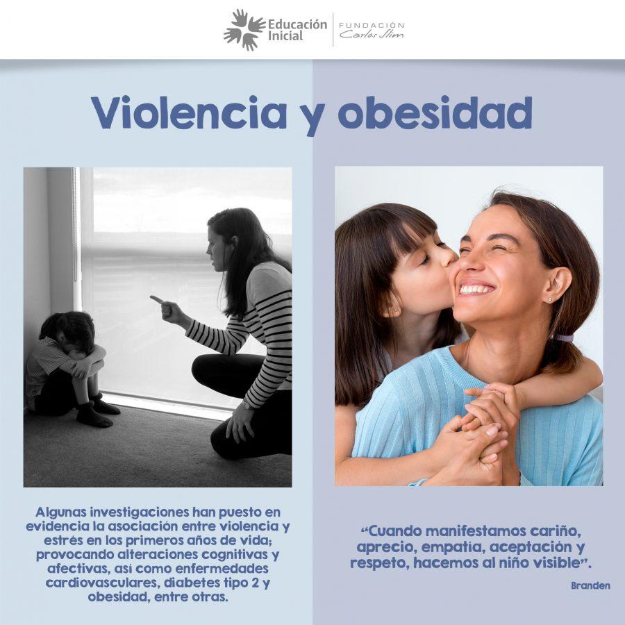 Violencia y obecidad
