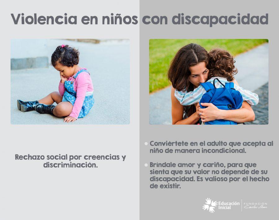 Violencia en niños con discapacidad 4