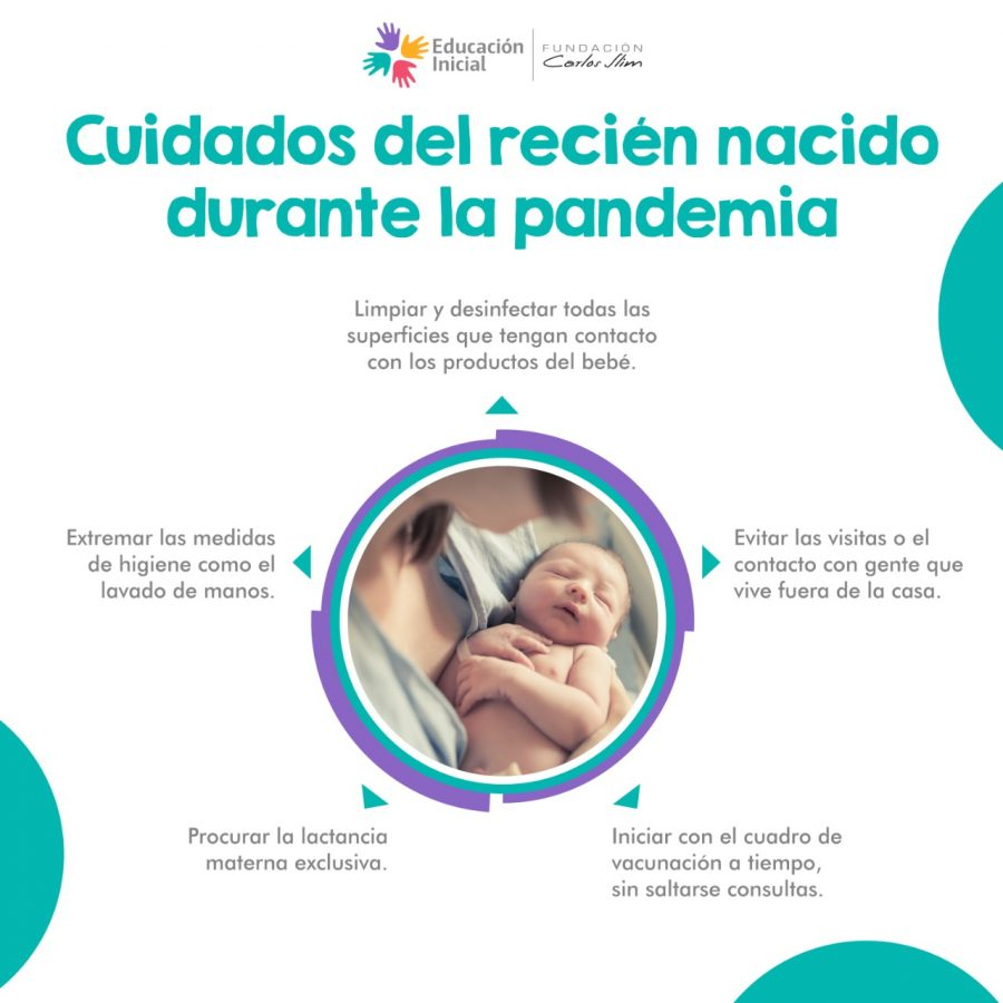 928 Cuidados del recién nacido durante la pandemia