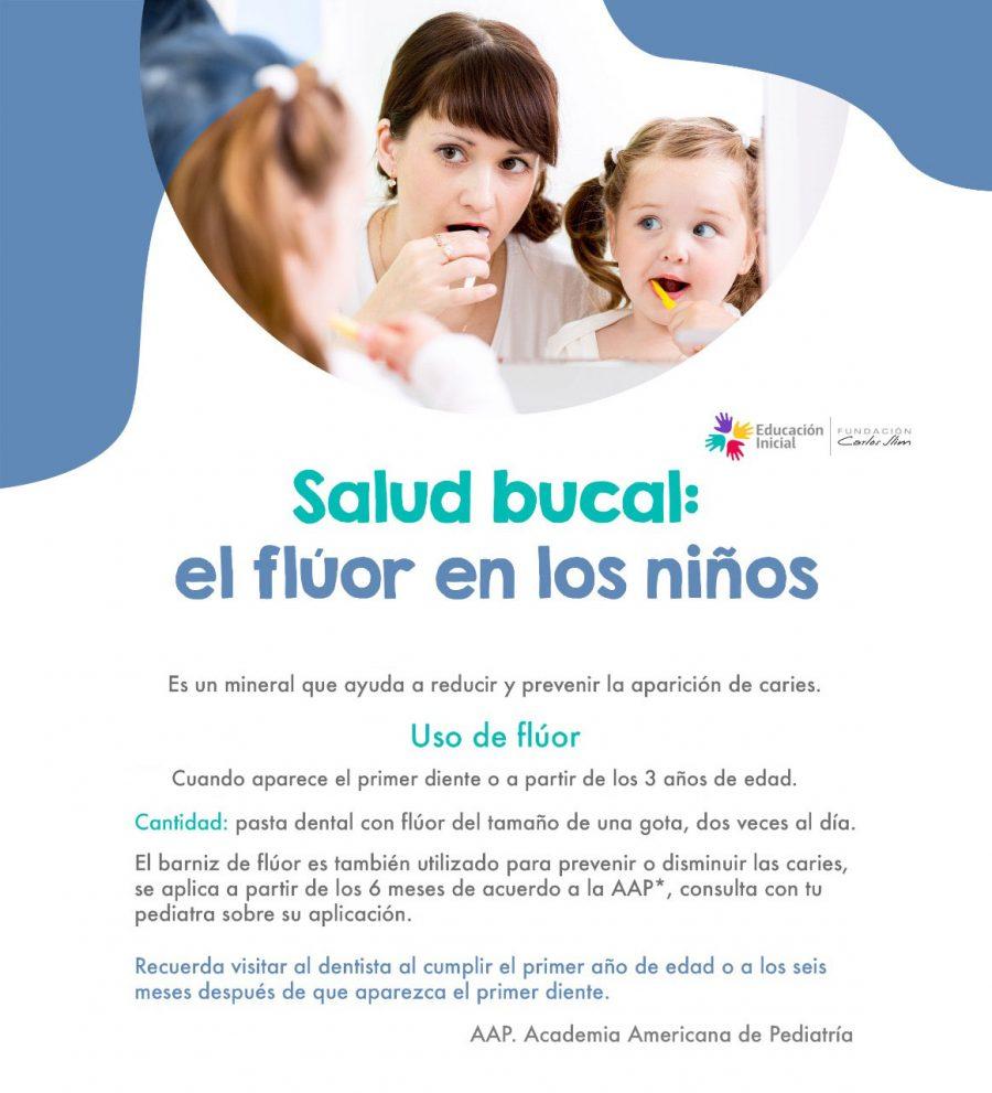 978 Salud bucal, el flúor en los niños