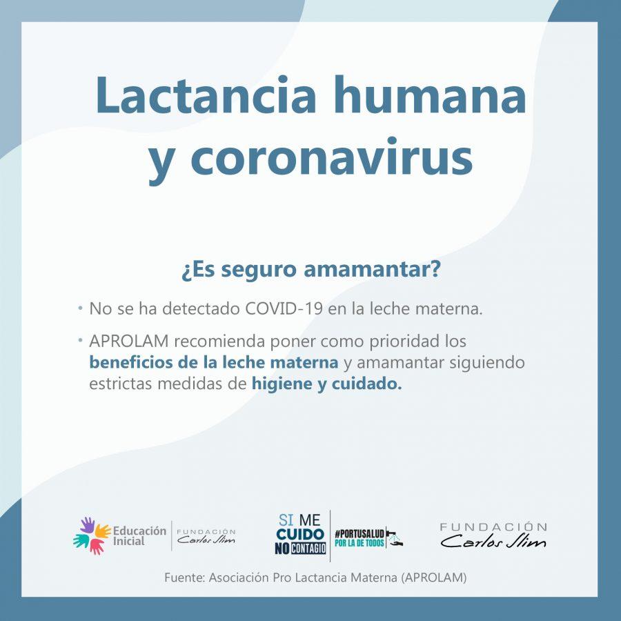 Lactancia humana y coronavirus 2