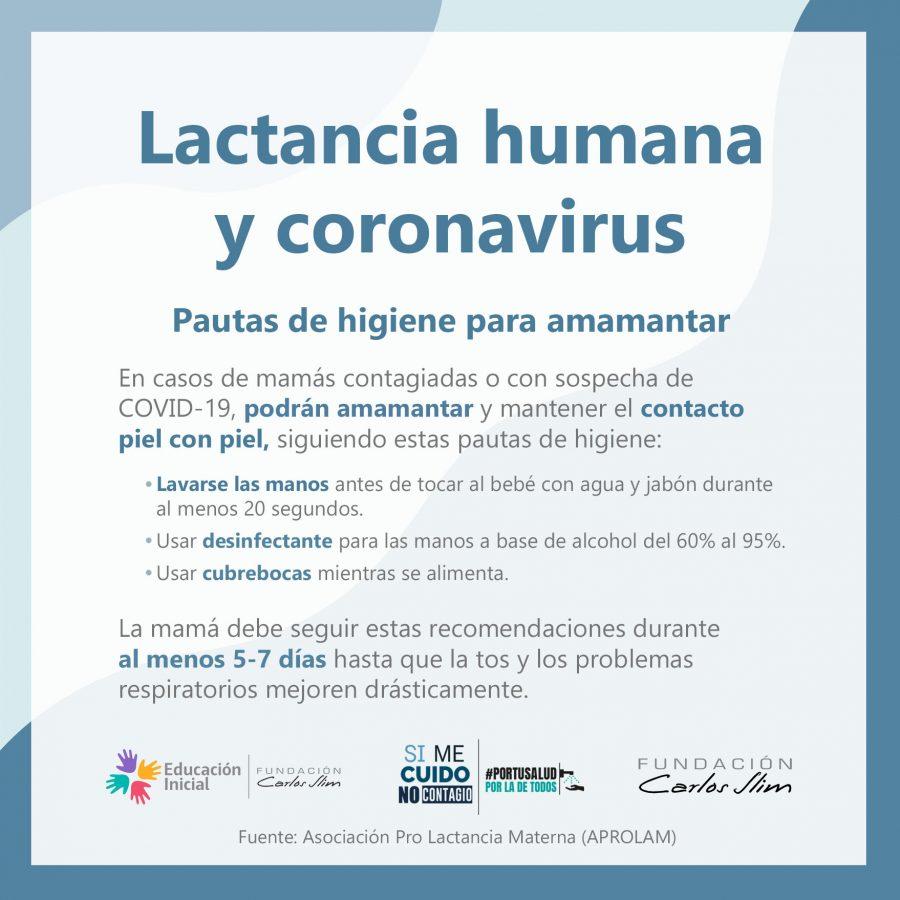 Lactancia humana y coronavirus 3
