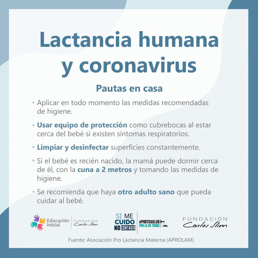 Lactancia humana y coronavirus 5
