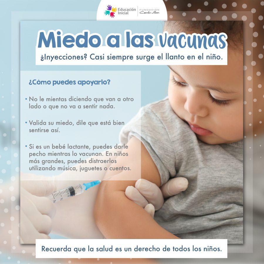 Miedo a las vacunas